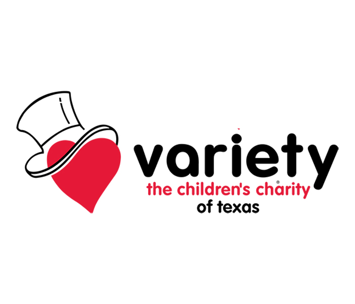 Variety the Children's Charity of Texas logo