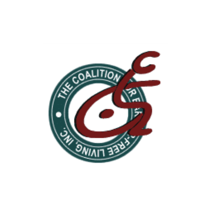 Coalition for Barrier Free Living logo