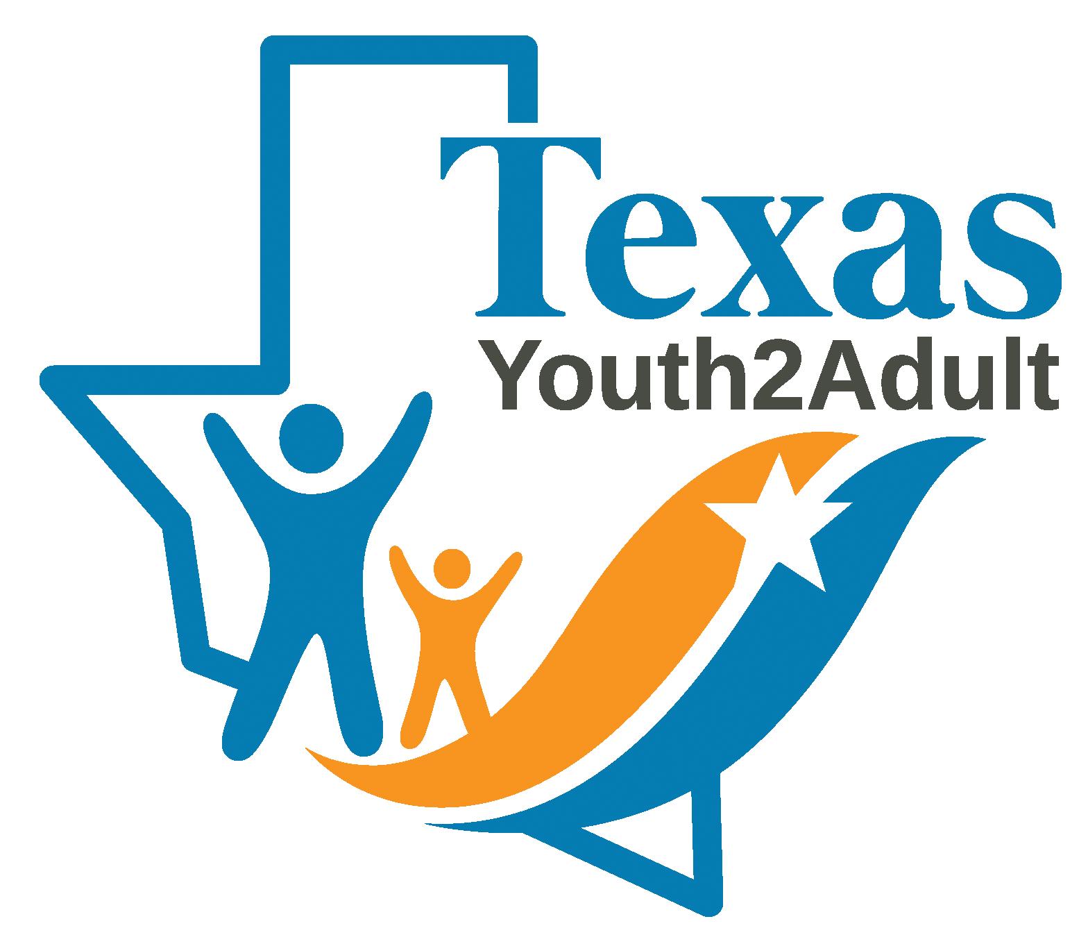 Texas Youth 2 Adult logo