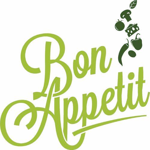 Bon Appetit Graphic
