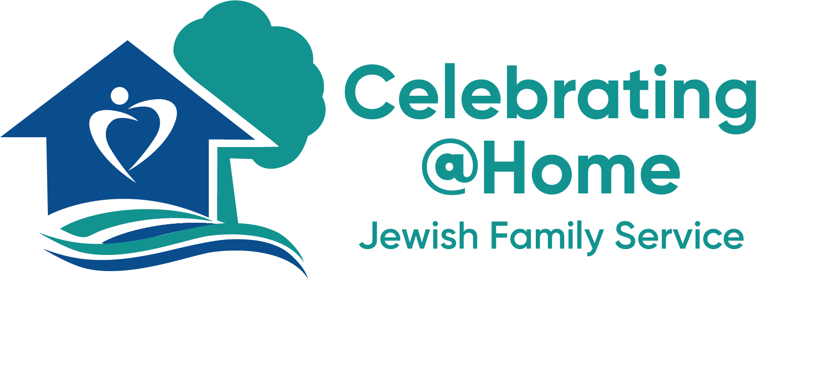 Celebrating at Home Logo