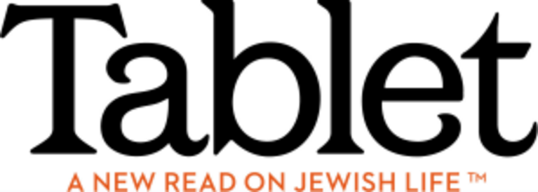 Tablet: A new read on Jewish Life