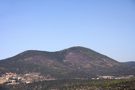 Photo of Mt. Meron