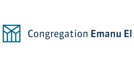 Congregation Emanu El Logo