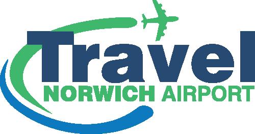 Travel Norwich Airport Logo