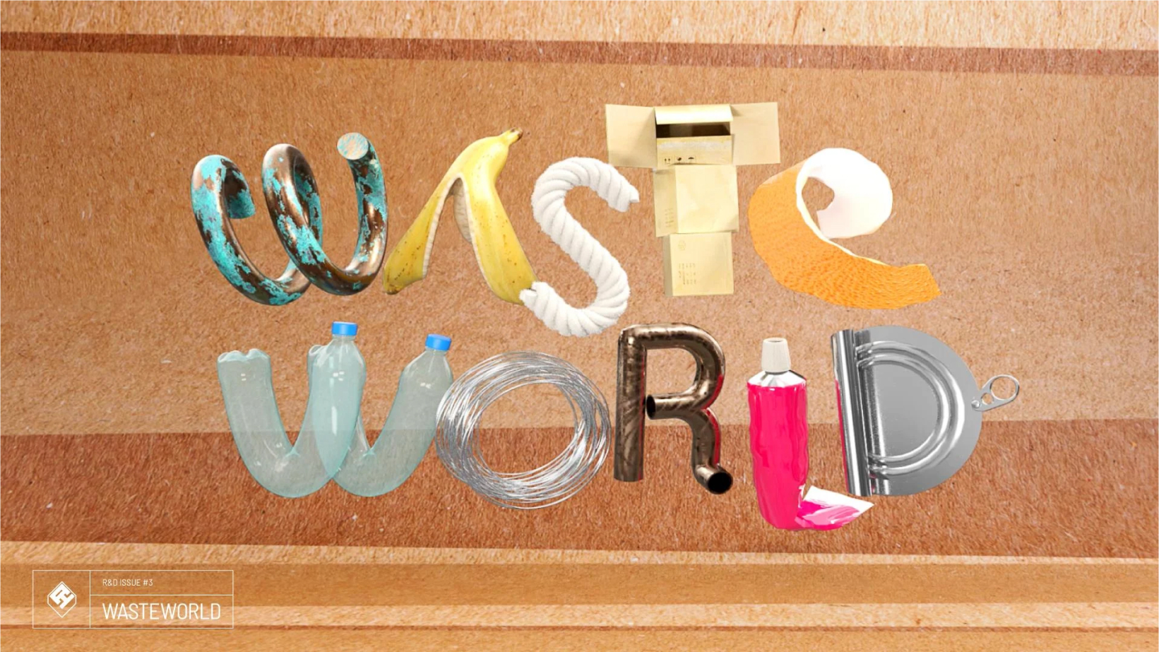 Wasteworld Logo