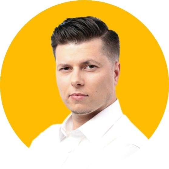 Mateusz Oleksiuk - testimonial