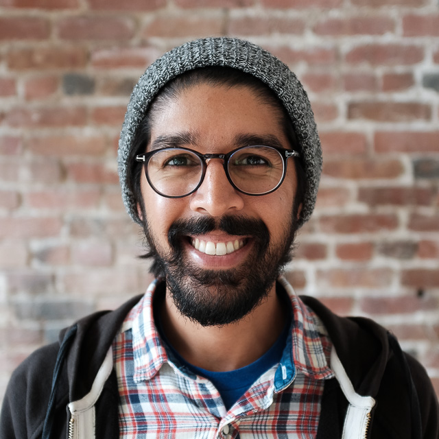 A photo of Sumul Shah, Cofounder and Head of Design at Amino