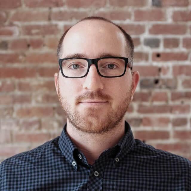 A photo of Jim Fingal, CTO at Amino