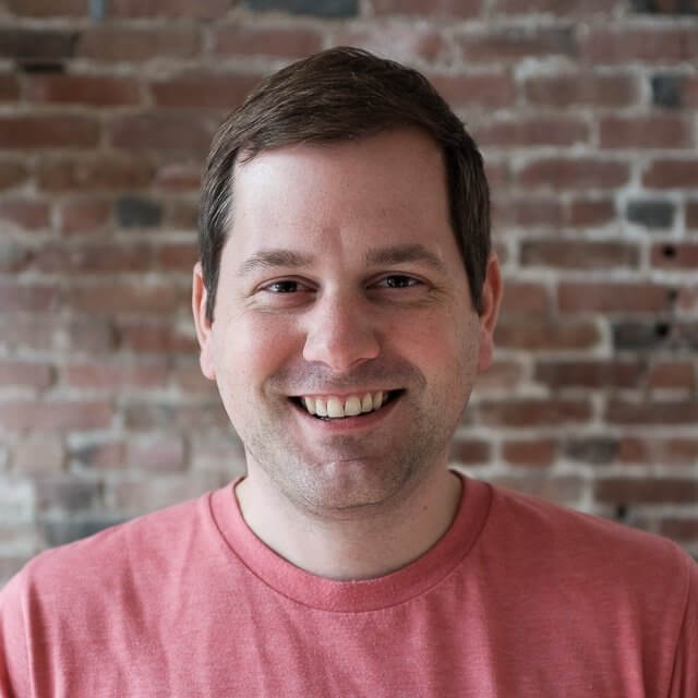 A photo of Nick Dunkman, Director of Engineering at Amino
