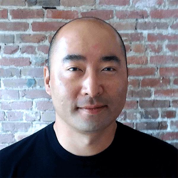 A photo of John Park, Controller at Amino