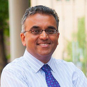 A photo of Ashish Jah, strategic advisor for Amino