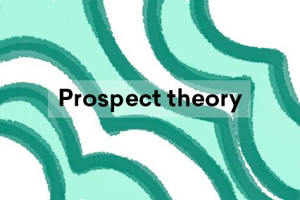 Prospect theory illustration