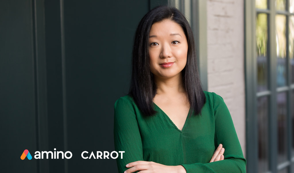 How to uplevel healthcare benefits as told by Carrott's CEO Tammy Sun