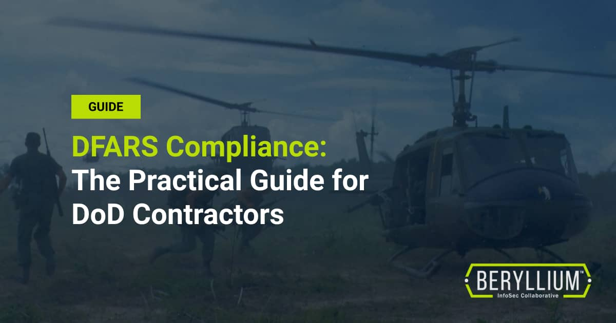 DFARS Compliance: The Practical Guide for DoD Contractors