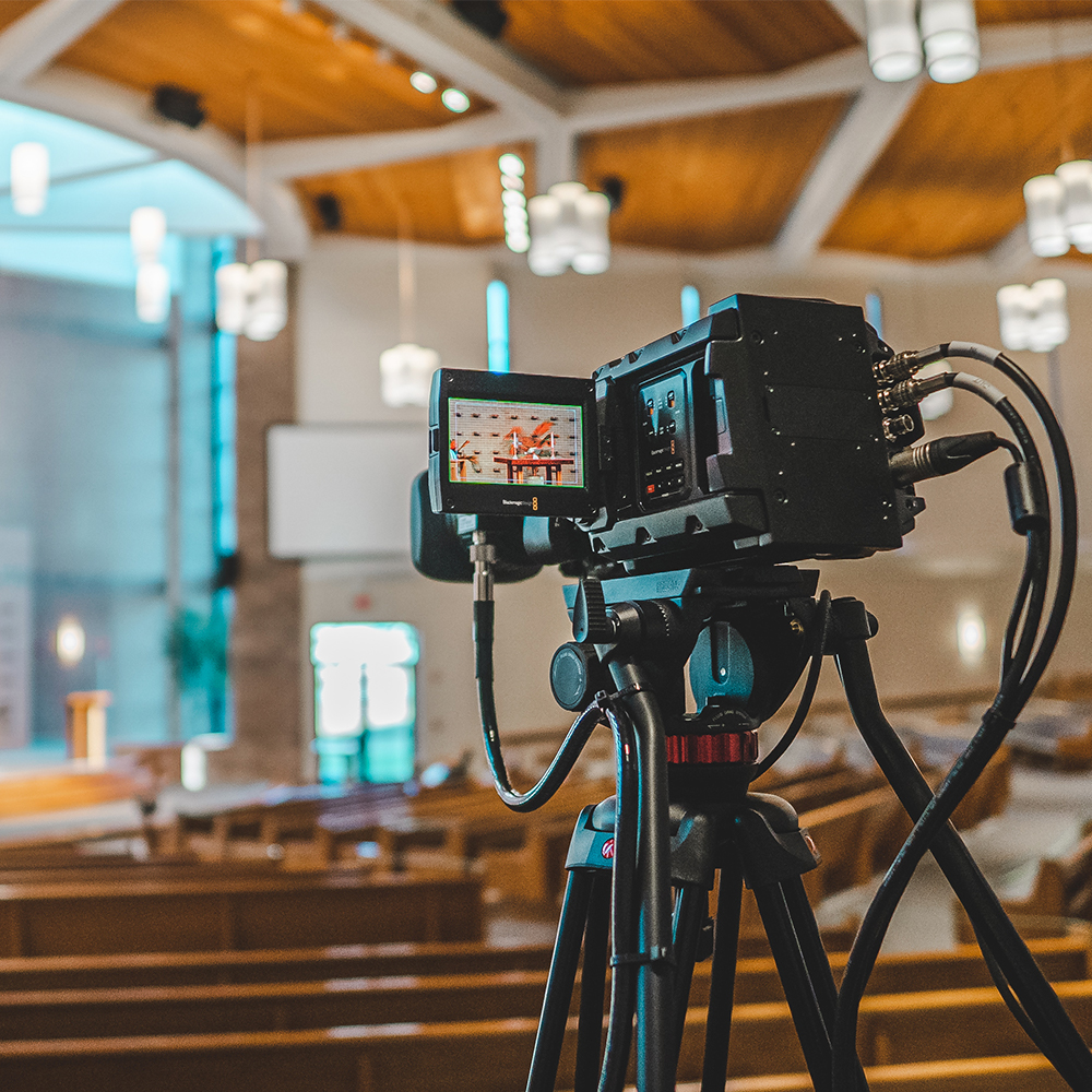 Peace Lutheran Live Streaming Upgrade