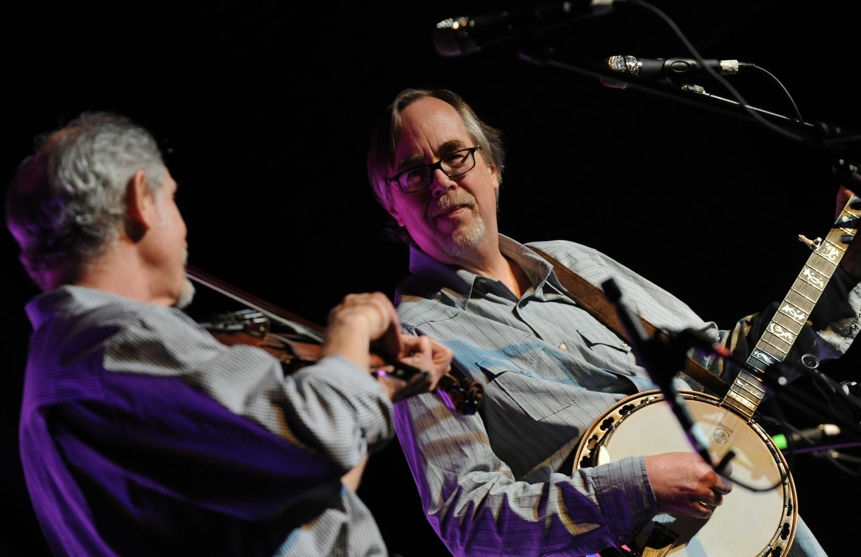 Bruce Molsky and Tony Trischka