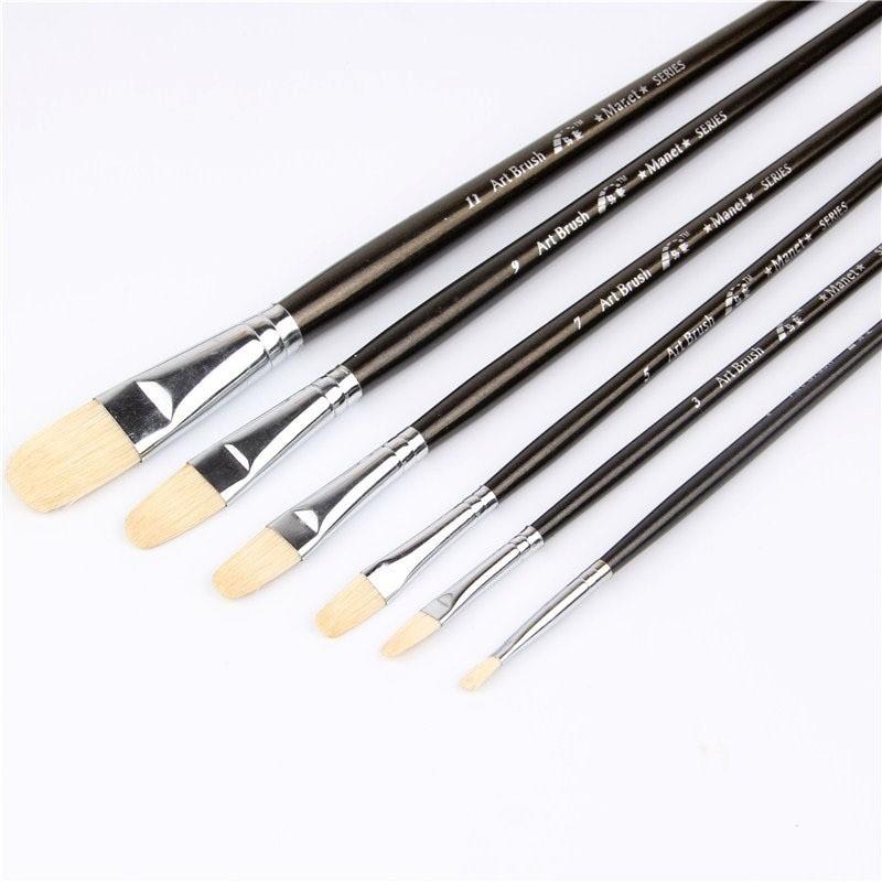 Size 9 brushes