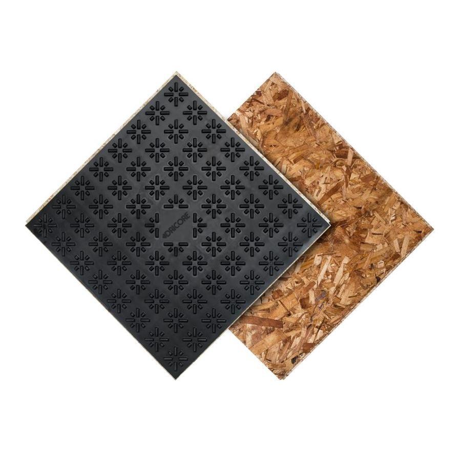 """Wooden """"Dricore"""" Flooring Underlayment"""