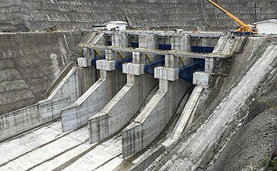 Dam Reventazon Costa Rica