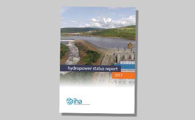 2017 Hydropower Status Report