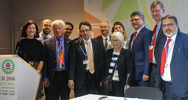 REN Alliance COP22