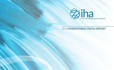 2015 Hydropower Status Report