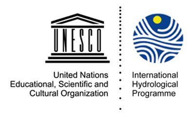 UNESCO-IHP logo
