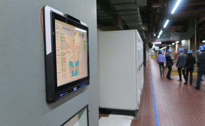 Digital technology at the Salto Grande hydroelectric complex