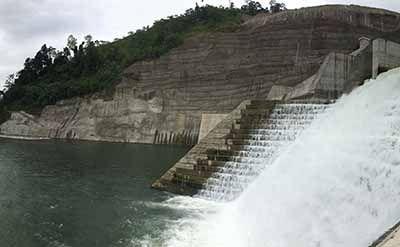 Reventazón hydropower project