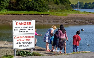 dam safety Entura