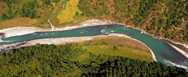 Kabeli-A aerial view