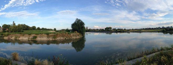 Sava River project site