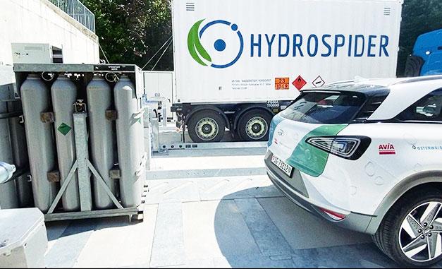 为绿色氢气创造当地生态系统