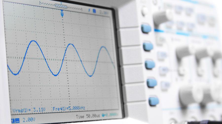 Sinusoidal curve for XFLEX hydro