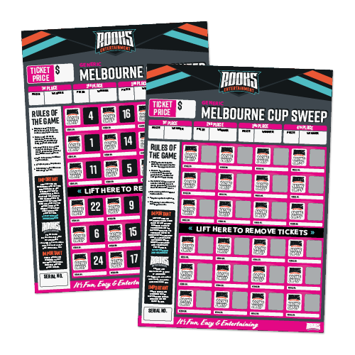 Melbourne Cup Generic Sweeps