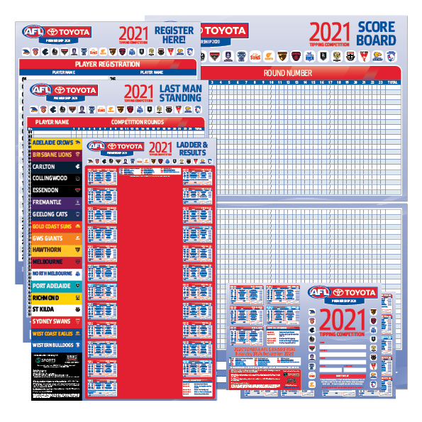 2022 AFL Tipping Pack