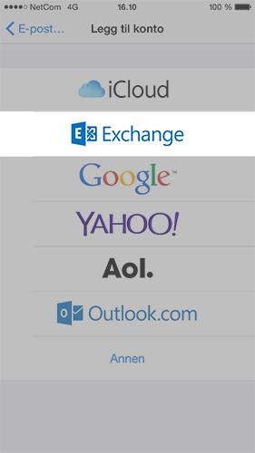 Velg exchange
