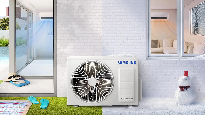 samsung inverter aircon outdoor unit