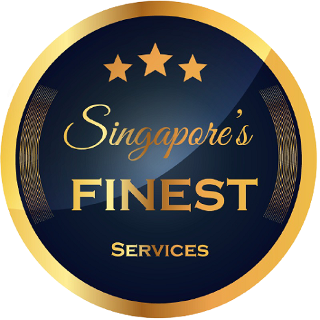 finest services badge