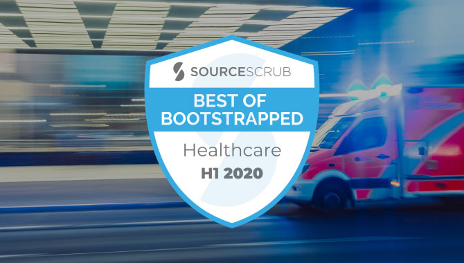 Best of Bootstrapped in Healthcare, H1 2020
