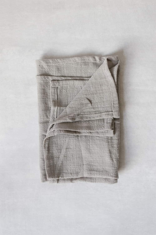Towel in Grey