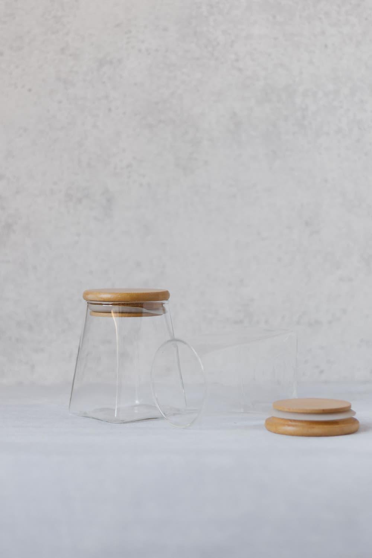 Triangle Jar - 350ml