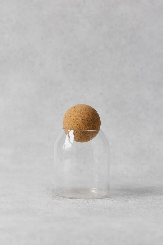Plain Ball Jar - 500ml