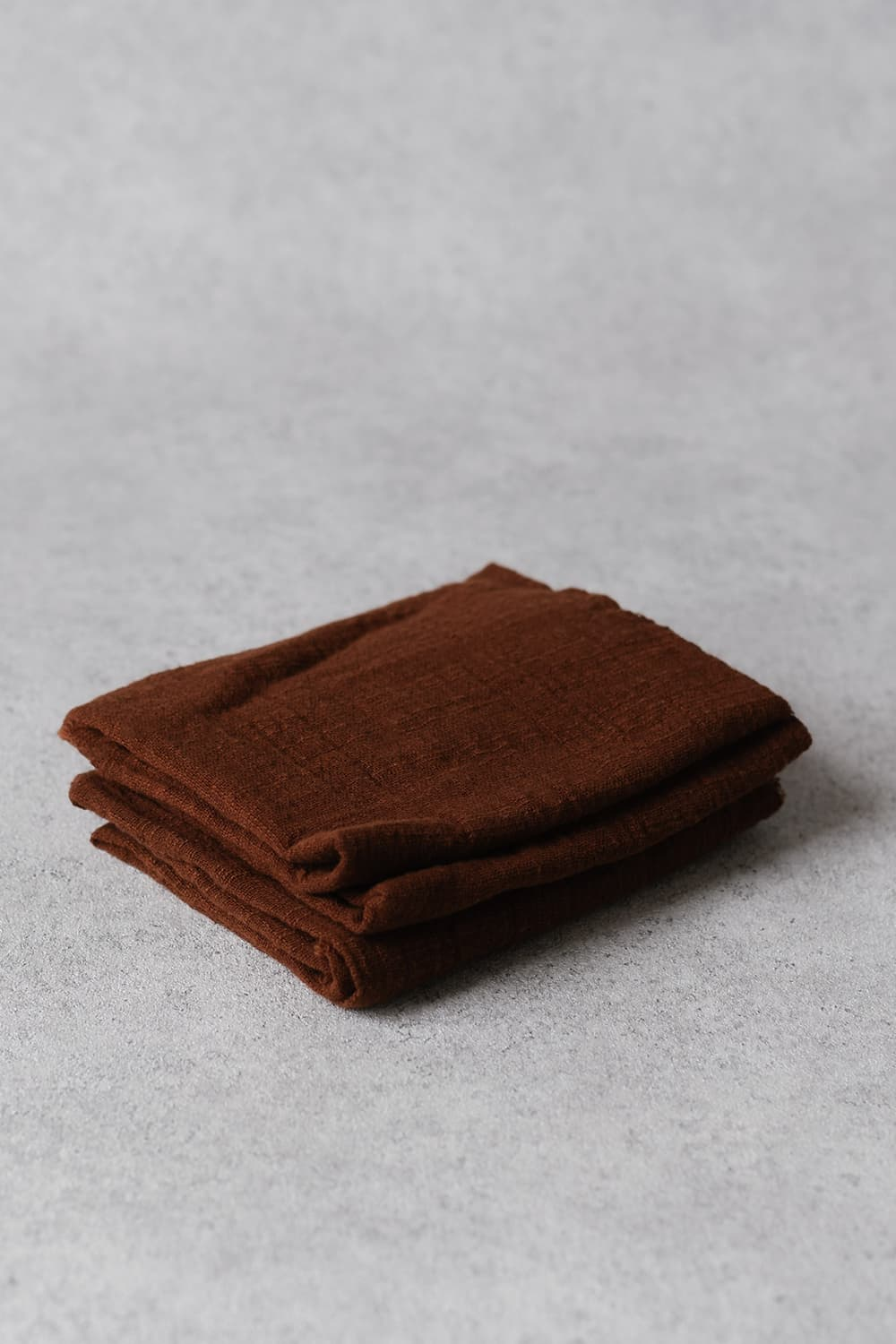 Cotton Towel in Brown