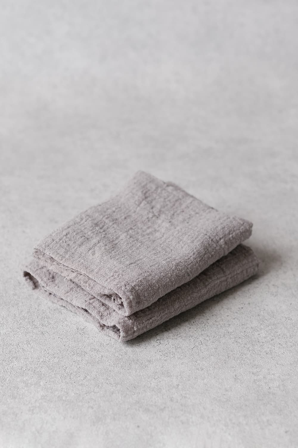 Cotton Towel in Grey