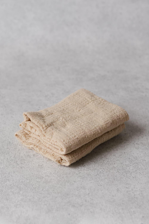 Cotton Towel in Cream