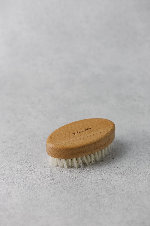 Gentle brush