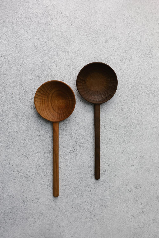 Oversized Nordic Spoon