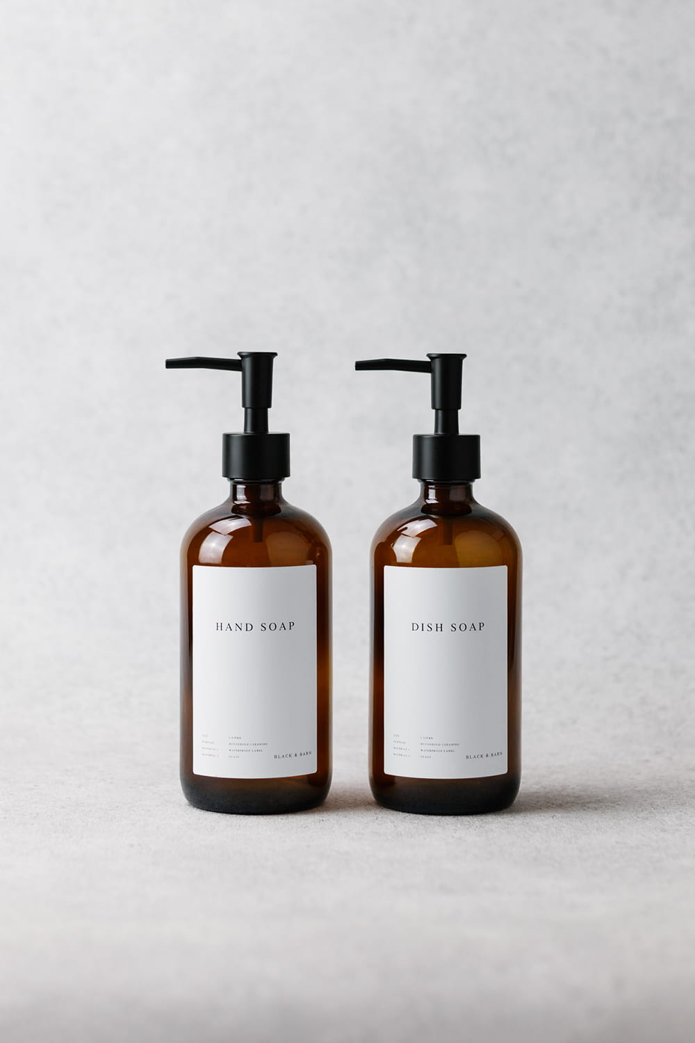 Luxury Hand and Dish Soap Duo 500ml